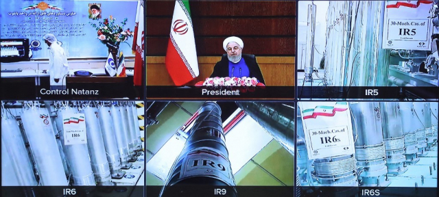 Visioconférence - Iran - Natanz