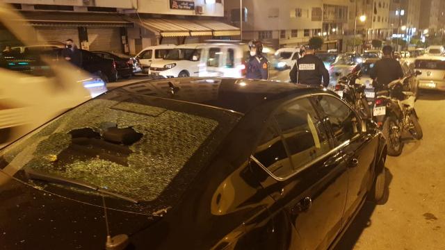 Tanger: Violation du couvre-feu et violence à Béni Makada