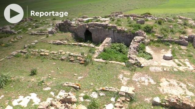 Cover - Zilil - Ruines romaines - Nord du Maroc