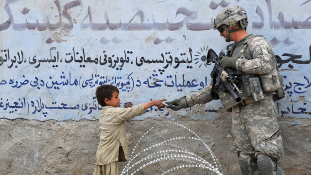 Afghanistan - G.I's - Soldats US - Retrait des troupes