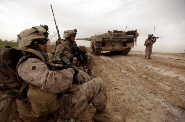 Afghanistan - Marines - Soldats US -