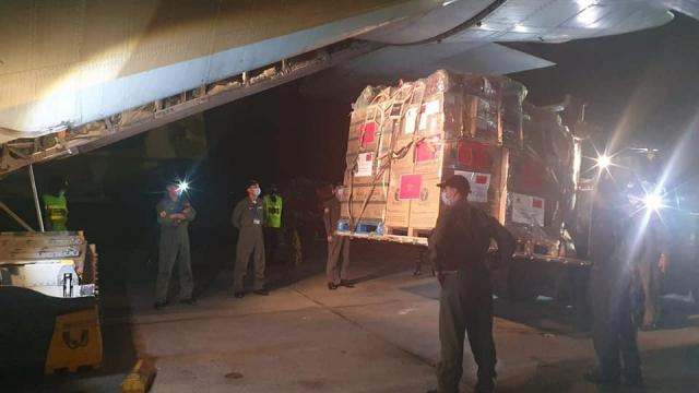 Aide humanitaire Maroc - Palestine