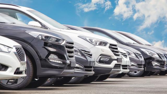 Automobile Voitures neuves