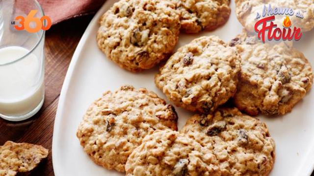 Cover : A l'heure du Ftour ep14 : Biscuits croquants aux amandes et flocons d'avoine