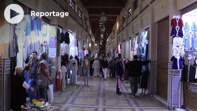 Cover_Vidéo: الحركة التجارية تعود تدريجيا إلى محلات ودروب المدينة العتيقة بفاس