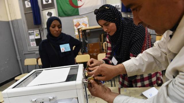 Elections législatives en Algérie