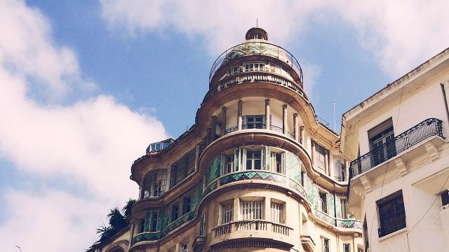 Immeuble Maret - Casablanca - Météo