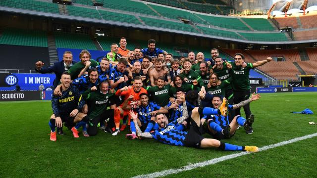Inter Milan Joie