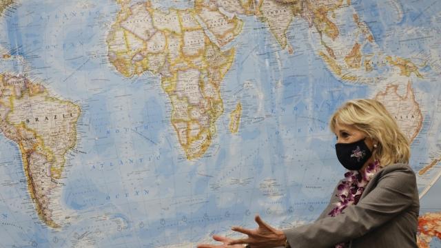 Jill Biden - Etats-Unis - Coronavirus -