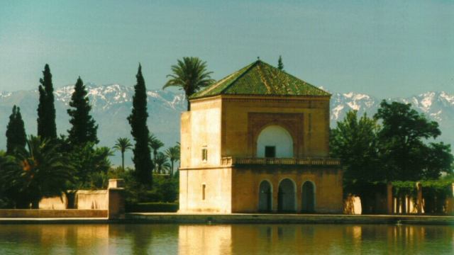 Marrakech - Menara - Météo