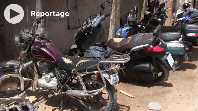 Vidéo. Mauritanie: les tricycles en force dans le quotidien des travailleurs de l'informel