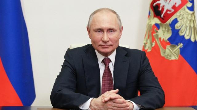 Vladimir Poutine - Russie