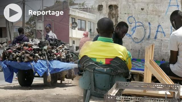 Vidéo. Sénégal: quand le temps devient plus long pour chauffeurs et commerçants