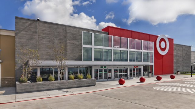 Target - Magasin - USA -  supermarché