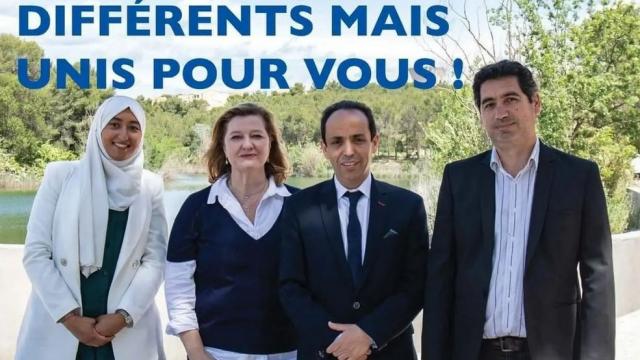 Candidate LREM voilée