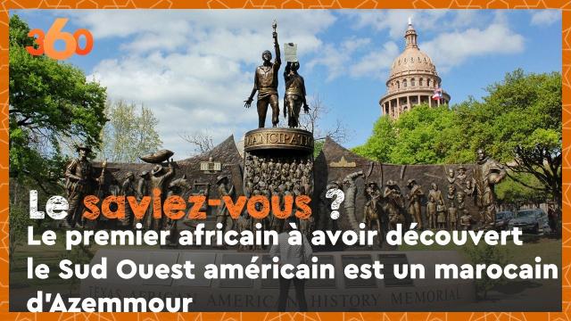 cover: Le premier africain à avoir découvert le Sud Ouest américain est un marocain d'Azemmour