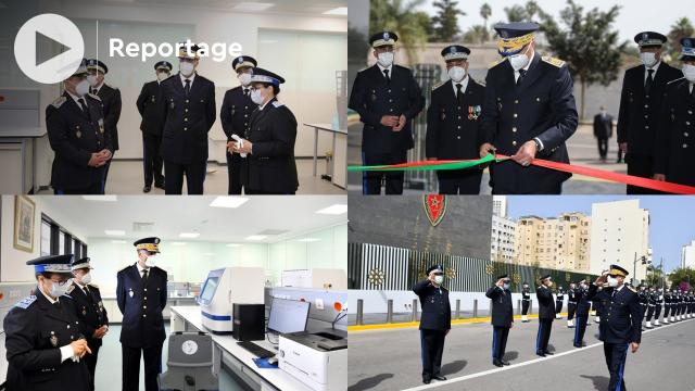 cover تدشين مقر جديد للشرطة القضائية بمناسبة الذكرى الـ65 لتأسيس مديرية الأمن