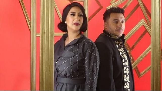 Zakaria Ghafouli et Dounia Boutazout