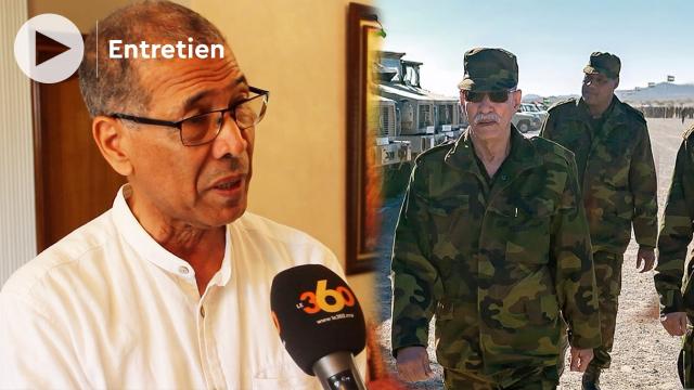 Cover Vidéo -  الازمة مع اسبانيا تبرهن على ان البوليساريو هي الجزائر