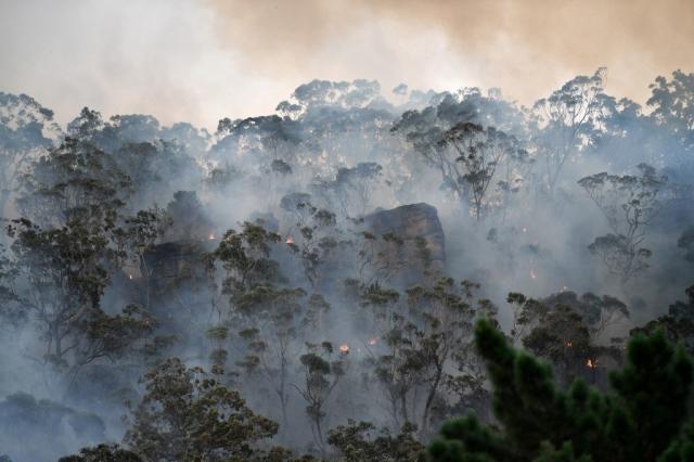 Australie - Changements climatiques