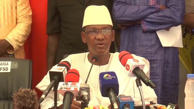 """Mali: le nouveau Premier ministre affiche """"une convergence de vue avec la Cédéao"""""""