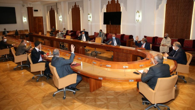 Commission de l'Intérieure - Chambres des Conseillers
