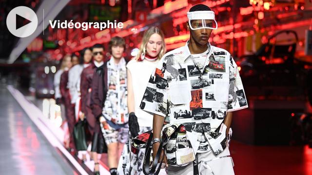 Cover : Vidéographie. Ferrari se lance dans la haute couture