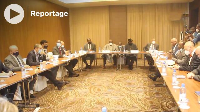 """Vidéo. Mali: la Cédéao """"rassurée"""" veut un gouvernement inclusif, Maïga demande du soutien"""