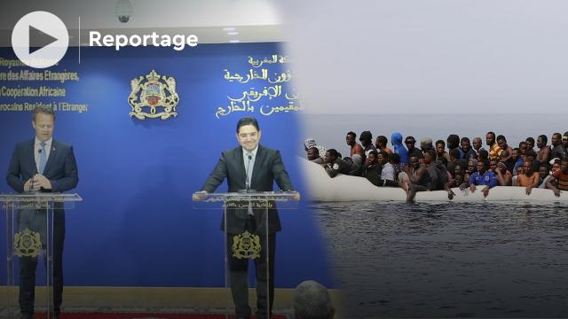 Cover_Vidéo: قضية الهجرة معقدة ومسؤولية الجميع