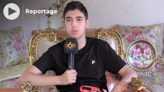 Cover_Vidéo: مع أكرم ... صاحب أعلى معدل باكلوريا بجهة طنجة