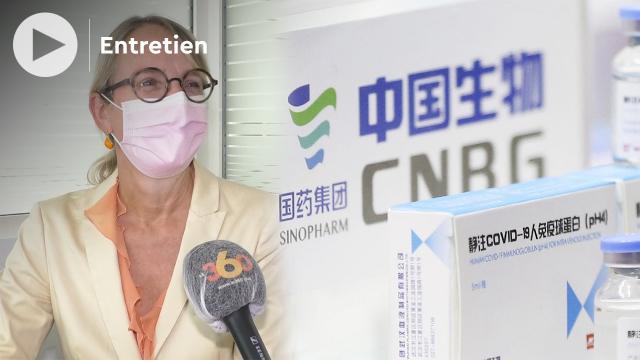 Cover_Vidéo: Vaccin chinois non reconnu en France: vaccinée Sinopharm, l'ambassadrice de France au Maroc réagit
