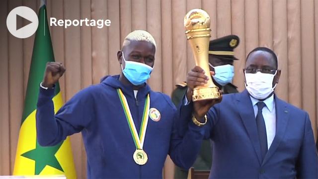 Vidéo. Sénégal: une forte récompense pour l'équipe de Beach Soccer, six fois championne d'Afrique