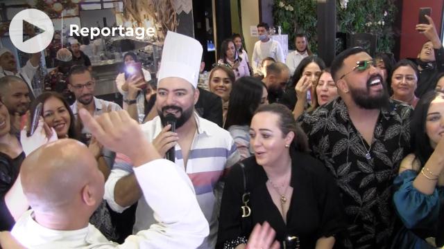 """Cover_Vidéo: """"محمد رضا يصدر أغنية جديدة بعنوان """"حلوة"""