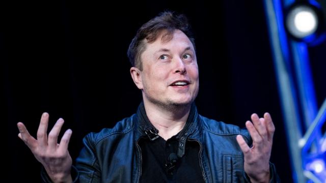 Elon Musk - Tesla -