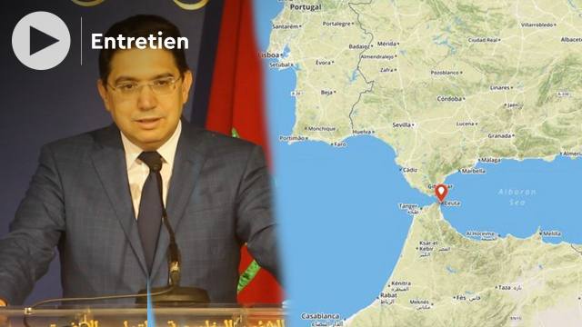 Cover : La crise est politique et bilatérale avec l'Espagne