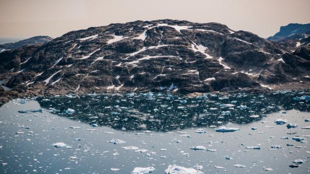 Groenland - Changements climatiques