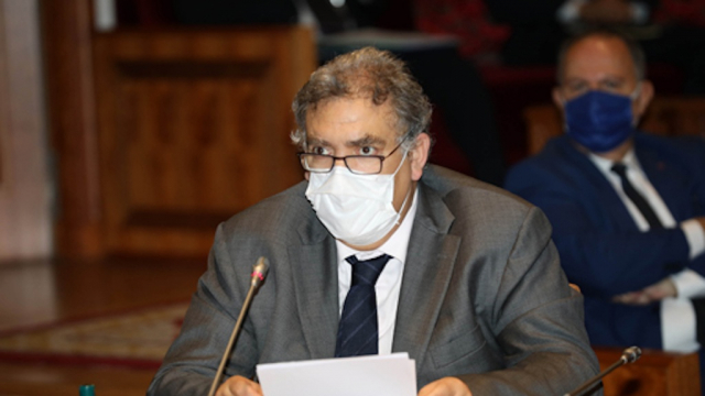 Abdelouafi Laftit - Ministre Intérieur