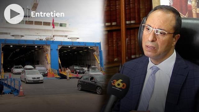 Cover : مرحبا 2021 : توضيحات حول الخط البحري الجديد بين البرتغال والمغرب