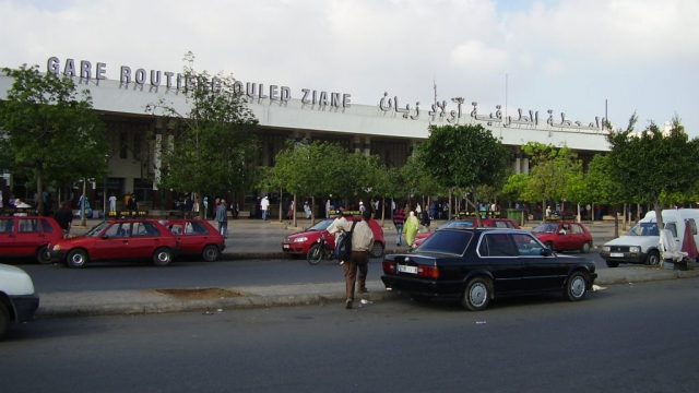 Gare ouled ziane
