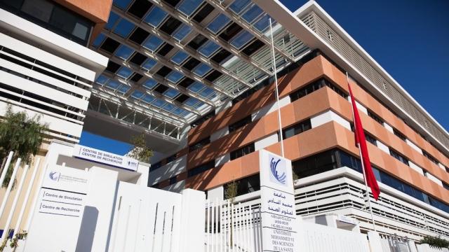 UM6SS - Université Mohammed VI des sciences de la santé
