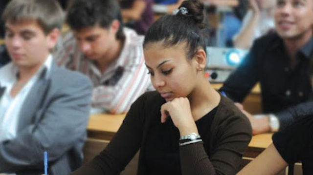 Etudiants marocains Ukraine