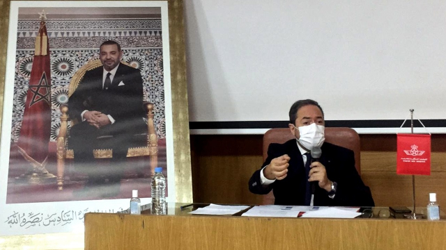 Abdelhamid Addou - PDG de RAM