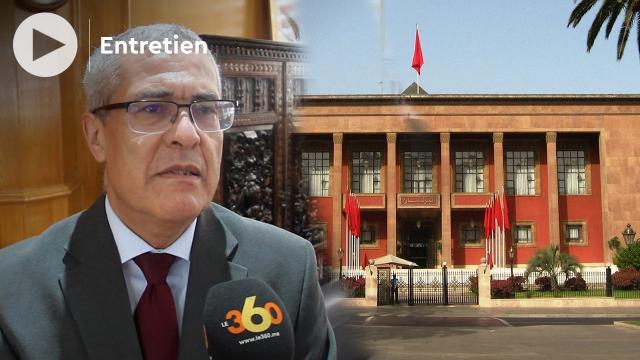 cover بن عبد القادر يبدا في تنفيد قانون تبييض الاموال