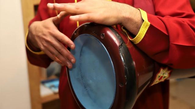 Aïta - Derbouka - Instrument de musique - Musicien - Musique traditionnelle