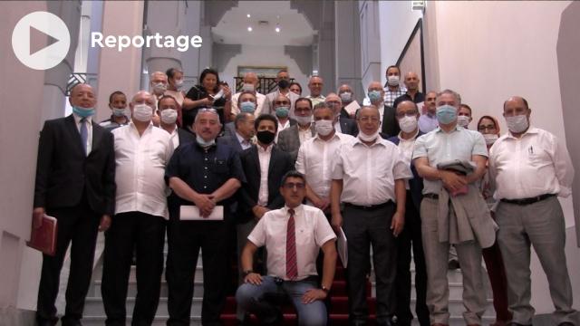 cover: CNT: La réaction de Hamid Bentahar, nouveau président de la CNT