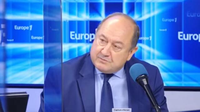 Bernard Squarcini - Renseignements intérieurs français - Direction centrale du renseignement intérieur - France - ex-DCRI - DGSI