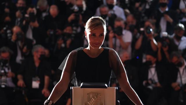 Cannes - Palme d or - Julia Decourneau - Réalisatrice - Titane - 2021