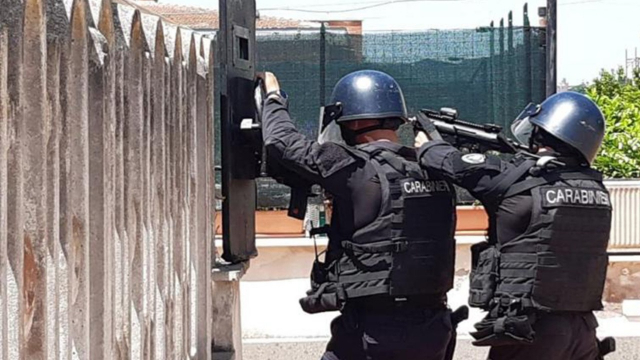 Police italienne - Italie - Carabinieri