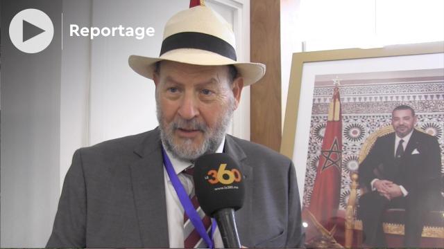cover Accueil chaleureux pour les premiers touristes israéliens arrivés à Marrakech