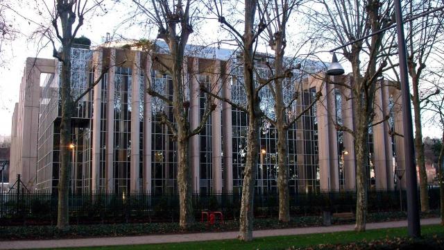 Interpol - Siège mondial - Lyon - France